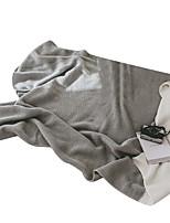 Недорогие -Трикотаж, Активный краситель Геометрический принт Хлопок / полиэфир одеяла