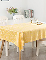 cheap -Contemporary 100g / m2 Polyester Knit Stretch Square Table Cloth Geometric Table Decorations 1 pcs