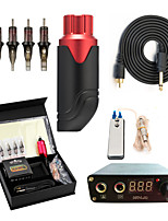 cheap -Tattoo Machine Professional Tattoo Kit - 1 pcs Tattoo Machines, Portable / Professional / All in One Aluminum Alloy 1 rotary machine liner & shader