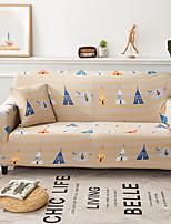 baratos -Cobertura de Sofa Multi-Côr Impressão Reactiva Poliéster Capas de Sofa