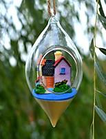 Недорогие -1шт Стекло Европейский стильforУкрашение дома, Домашние украшения Дары
