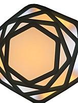 cheap -CXYlight Geometric Flush Mount Ambient Light - Mini Style, 110-120V / 220-240V LED Light Source Included