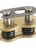 Недорогие -1шт. 520 ч. Тяжелая цепь, соединяющая главную ссылку с кольцевым кольцом для мотоциклетного велосипеда.