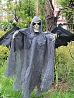 abordables -Décorations de vacances Décorations d'Halloween Halloween divertissant / Objets décoratifs Décorative / Cool Gris 1pc