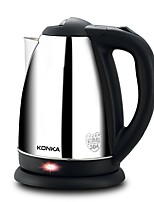 Недорогие -konka kek - 15dg1830 1,8 л большой емкости с быстрым кипячением, автоматическим отключением, электрический чайник