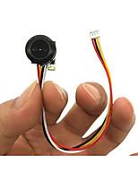 preiswerte -Super miniatur fpv kamera 1200tvl 1,8mm m12 150 grad klar ultra weitwinkel pal / ntsc fpv fernbedienung drohne