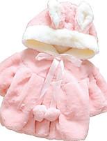 abordables -Bebé Chica Bloques Manga Larga Chaqueta y Abrigo