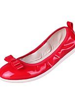 Недорогие -Жен. Обувь Полиуретан Весна лето Удобная обувь На плокой подошве На плоской подошве Красный / Розовый / Светло-Зеленый