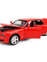 Недорогие -Игрушечные машинки внедорожник Транспорт Автомобиль Вид на город Cool утонченный Металлический сплав Детские Для подростков Все Мальчики Девочки Игрушки Подарок 1 pcs