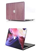 Недорогие -MacBook Кейс Масляный рисунок ПВХ для MacBook Air, 11 дюймов
