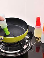 Недорогие -Кухонные принадлежности Силикон Творческая кухня Гаджет Щетки Для приготовления пищи Посуда 1шт