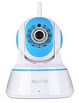 cheap -SANNCE® 2.0 MP 1080P IP Camera Wireless Two Way Audio Indoor Security No SD Card Max Support 64GB