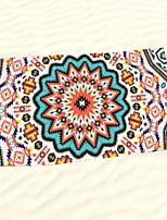 abordables -Qualité supérieure Drap de plage, Impression réactive 100 % Polyester 1 pcs