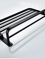Недорогие -Полка для ванной Складной Современный Алюминий 1шт Двуспальный комплект (Ш 200 x Д 200 см) На стену