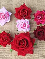 Недорогие -Искусственные Цветы 10 Филиал Классический / Односпальный комплект (Ш 150 x Д 200 см) Стиль / Пастораль Стиль Розы Букеты на стол