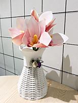 Недорогие -Искусственные Цветы 4.0 Филиал Классический европейский / Modern Вечные цветы Букеты на стол