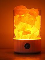 abordables -1pc LED Night Light Coloré USB Pour les enfants / Soulagement de stress et l'anxiété / Intensité Réglable <5 V