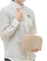 Недорогие -Органайзер для чемодана Хранение в дороге / Путешествия наушник / USB кабель Ткань Путешествия