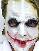 preiswerte -Urlaubsdekoration Halloween-Dekorationen Halloween-Masken Party / Cool Weiß 1pc