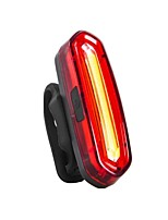 cheap -Rear Bike Light / Safety Light / Tail Light LED Cycling Waterproof, Portable, Professional USB 110 lm USB Red Cycling / Bike