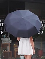 cheap -Plastic & Metal / Fabric All Adorable / Cool / Recyclable Folding Umbrella