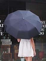 Недорогие -Пластиковые & Металл / Ткань Все обожаемый / Cool / Recyclable Складные зонты
