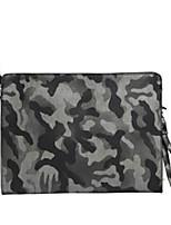 cheap -Men's Bags PU(Polyurethane) Clutch Zipper Military Green