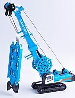 Недорогие -Игрушечные машинки Строительная техника Транспорт / Строительная техника Вид на город / Cool / утонченный Металлический сплав Все Для подростков Подарок 1 pcs