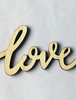 Недорогие -Свадьба / Особые случаи деревянный Свадебные украшения Праздник / Свадьба / Семья Все сезоны