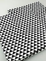 economico -Moderno Non tessuto Quadrato Tovaglie Fantasia geometrica Decorazioni da tavola 1 pcs