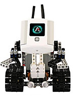 Недорогие -RC-робот Abilix Обучение и образование Bluetooth Пластиковые & Металл / ABS Программируемый / Светодиодные фонарики / Компоненты для самостоятельного изготовления Android