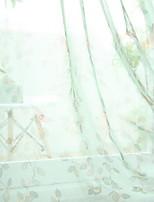 billiga -Skira Gardiner Shades Sovrum Geometrisk Polyester Tryckt