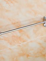 Недорогие -Держатель для полотенец Многофункциональный Современный Нержавеющая сталь / железо 1шт Односпальный комплект (Ш 150 x Д 200 см) На стену