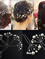 cheap -Hair Clip Mixed Material Clips Pins / Clips Kits / Women 10 pcs Daily Wear Headpieces / Jewelry