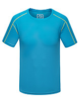 cheap -Men's Sports Cotton Polo - Solid Colored / Short Sleeve