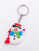 economico -Natale / Ornamenti di Natale Cartone animato PVC Quadrato Originale Decorazione natalizia
