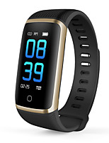 cheap -Smart Bracelet Smartwatch Q16 for Android iOS Bluetooth Sports Waterproof Heart Rate Monitor Blood Pressure Measurement Touch Screen Pedometer Call Reminder Activity Tracker Sleep Tracker