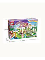Недорогие -Конструкторы 264 pcs Принцесса Фокусная игрушка Веселая Все Мальчики Девочки Игрушки Подарок