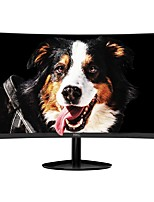 cheap -HKC C240 23.6 inch Computer Monitor 1800R Curved Monitor Narrow border VA Computer Monitor 1920*1080