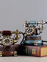 Недорогие -1шт Резина Модерн / Европейский стиль для Украшение дома, Подарки / Домашние украшения Дары