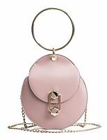 cheap -Women's Bags PU(Polyurethane) Tote Buttons Blushing Pink / Gray / Khaki