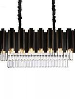 Недорогие -QIHengZhaoMing 8-Light Люстры и лампы Рассеянное освещение 110-120Вольт / 220-240Вольт, Теплый белый, Лампочки включены