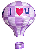 cheap -Holiday Decorations Halloween Decorations Decorative Objects Decorative / Lovely Purple 1pc