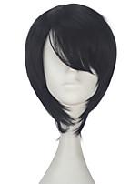 Недорогие -Косплэй парики Косплей Косплей Аниме Косплэй парики 12 дюймовый Термостойкое волокно Все Хэллоуин парики