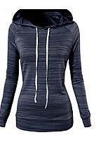 cheap -Women's Basic Pullover - Striped