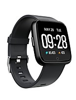 cheap -Smart Bracelet Smartwatch JSBP-Y7 for Android iOS Bluetooth Sports Waterproof Heart Rate Monitor Blood Pressure Measurement Touch Screen Pedometer Call Reminder Activity Tracker Sleep Tracker