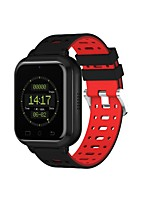 cheap -Smartwatch M1 for Android iOS Bluetooth Waterproof Heart Rate Monitor Blood Pressure Measurement Touch Screen Calories Burned Stopwatch Pedometer Call Reminder Activity Tracker / Long Standby