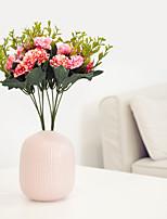 Недорогие -Искусственные Цветы 1 Филиал Классический Модерн / Пастораль Стиль Гортензии Букеты на стол