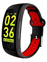 Недорогие -умный браслет smartwatch q6-pro для android ios bluetooth монитор сердечного ритма / контроль сообщений / управление камерой / дистанционное отслеживание / общий учет упражнений / будильник / сидячие