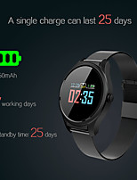 cheap -Smart Bracelet Smartwatch B35 for iOS / Android Heart Rate Monitor / Waterproof / Blood Pressure Measurement / Calories Burned / Long Standby Pedometer / Call Reminder / Activity Tracker / Sleep